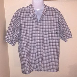 Prana pearl less snap button down